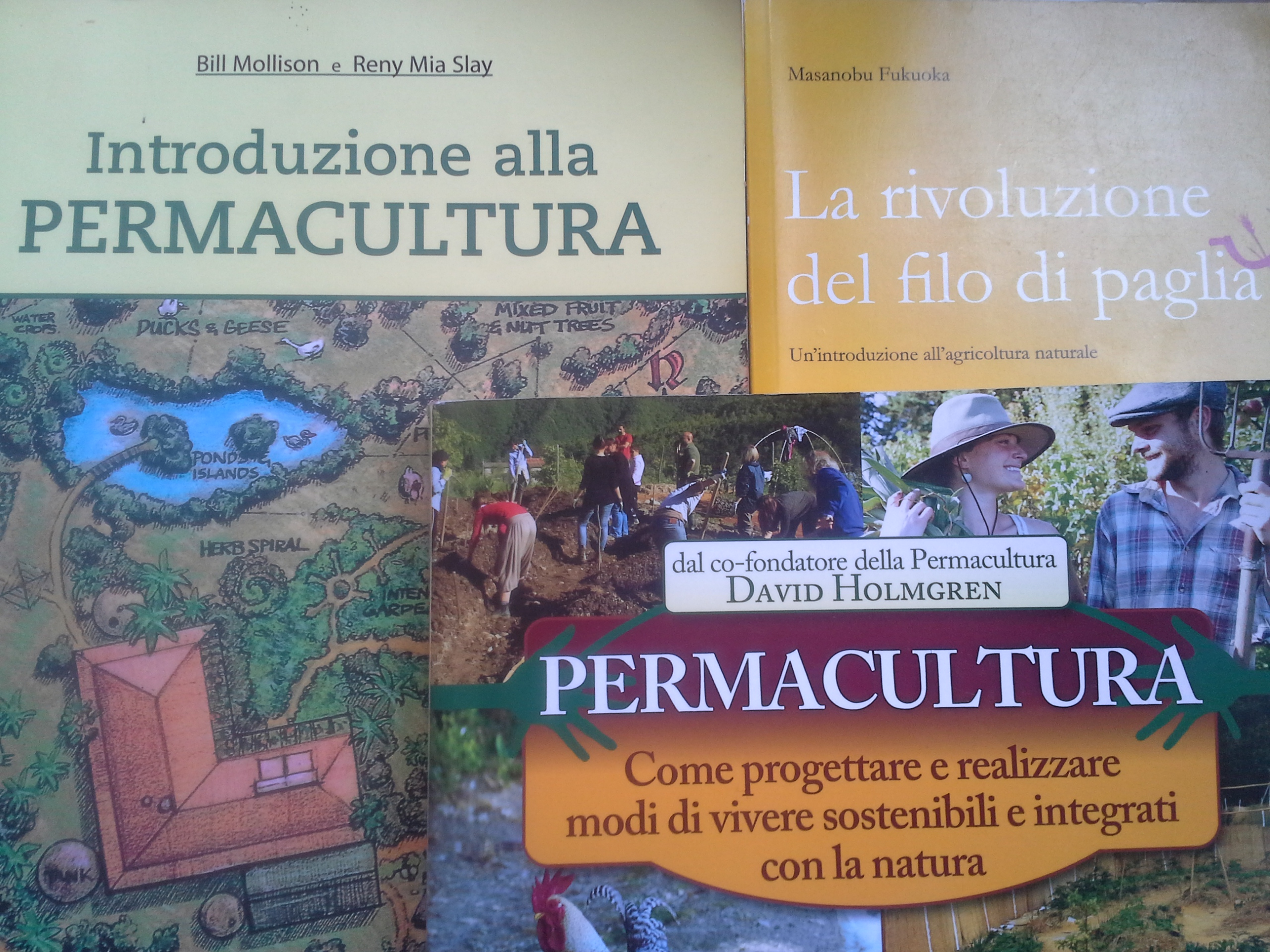 letture permacultura